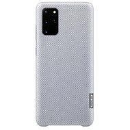 Mobiltelefon hátlap Samsung környezetbarát hátlap tok újrahasznosított anyagból Galaxy S20+ készülékhez, szürke - Kryt na mobil