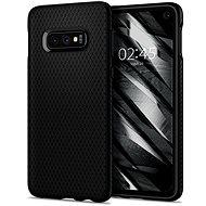 Spigen Liquid Air Samsung Galaxy S10e, matt fekete - Mobiltelefon hátlap