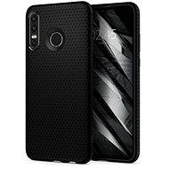 Spigen Liquid Air Huawei P30 Lite/P30 Lite NEW EDITION, fekete - Mobiltelefon hátlap