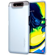Spigen Thin Fit White Samsung Galaxy A80 - Mobiltelefon hátlap