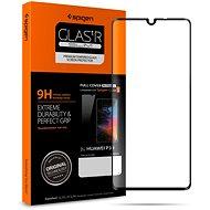 Spigen Glass FC HD Huawei P30, fekete - Képernyővédő