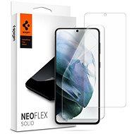 Spigen Neo Flex 2 Pack Samsung Galaxy S21 + - Védőfólia