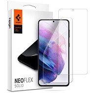 Spigen Neo Flex 2 Pack Samsung Galaxy S21 - Védőfólia