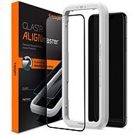Spigen Align Glass FC iPhone 11 Pro Max - Képernyővédő