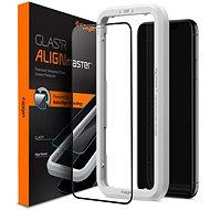 Spigen Align Glass FC iPhone 10 Pro - Képernyővédő
