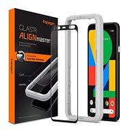Spigen AlignMaster Glass FC Google Pixel 4 - Képernyővédő