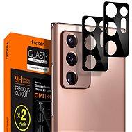 Spigen tR Optic Glass 2 Pack Samsung Galaxy Note20 Ultra 5G - Képernyővédő