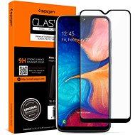 Spigen Glass FC Black Samsung Galaxy A20e/A10e - Képernyővédő
