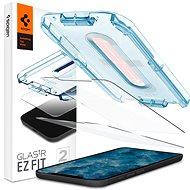 Spigen Glas tR EZ Fit 2P iPhone 12/iPhone 12 Pro - Képernyővédő