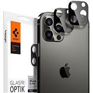 Spigen Glas tR Optik Lens 2P iPhone 12 Pro - Képernyővédő