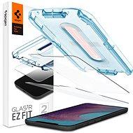 Spigen Glas tR EZ Fit 2P iPhone 12 Pro Max - Képernyővédő