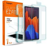 Spigen Glas tR EZ Fit Samsung Galaxy Tab S7+ - Képernyővédő