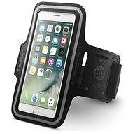 "Spigen Velo A700 Sports Armband 6"" Black - Mobiltelefon tok"