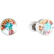 EVOLUTION GROUP 31113.2 kristály dekoratív Swarovski® kristályokkal (Ag 925/1000, 1 g) - Fülbevaló