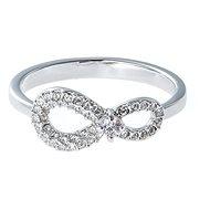 SWAROVSKI Infinity 5520580, 55. méret - Gyűrű