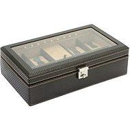 FRIEDRICH LEDERWAREN 32059-3 - Óratartó doboz