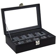 FRIEDRICH LEDERWAREN 26127-9 - Óratartó doboz