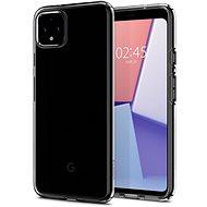 Spigen Liquid Crystal Clear Google Pixel 4 modellekhez - Mobiltartó
