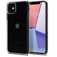 Spigen Liquid Crystal Clear iPhone 11 - Mobiltelefon hátlap