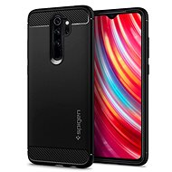 Spigen Rugged Armor Black Xiaomi Redmi Note 8 Pro