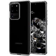 Spigen Liquid Crystal Clear Samsung Galaxy S20 Ultra - Mobiltelefon hátlap