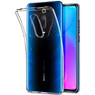 Spigen Liquid Crystal Clear Xiaomi Mi 9T/Mi 9T Pro - Mobiltelefon hátlap