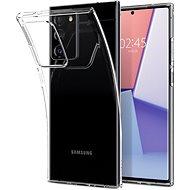 Spigen Liquid Crystal Clear Samsung Galaxy Note20 Ultra 5G - Mobiltelefon hátlap