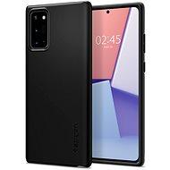 Spigen Thin Fit Black Samsung Galaxy Note20 - Mobiltelefon hátlap