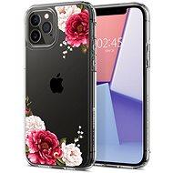 Spigen Cecile Red iPhone 12/iPhone 12 Pro - Mobiltelefon hátlap