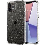 Spigen Liquid Crystal Glitter Clear iPhone 12/iPhone 12 Pro - Mobiltelefon hátlap