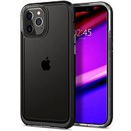 Spigen Neo Hybrid Crystal Black iPhone 12/iPhone 12 Pro - Mobiltelefon hátlap