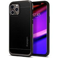 Spigen Neo Hybrid Gunmetal iPhone 12/iPhone 12 Pro - Mobiltelefon hátlap