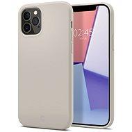 Spigen Silicone Stone iPhone 12/iPhone 12 Pro - Mobiltelefon hátlap