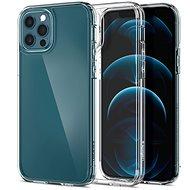 Spigen Ultra Hybrid Clear iPhone 12/iPhone 12 Pro - Mobiltelefon hátlap