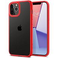 Spigen Ultra Hybrid Red iPhone 12/iPhone 12 Pro - Mobiltelefon hátlap
