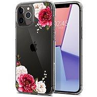 Spigen Cecile Red iPhone 12 Pro Max - Mobiltelefon hátlap