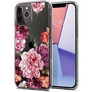 Spigen Cecile Rose iPhone 12 Pro Max - Mobiltelefon hátlap