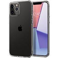 Spigen Crystal Flex Clear iPhone 12/iPhone 12 Pro - Mobiltelefon hátlap