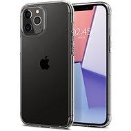 Spigen Crystal Hybrid Clear iPhone 12/iPhone 12 Pro - Mobiltelefon hátlap