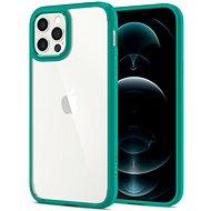 Spigen Crystal Hybrid Mint iPhone 12/iPhone 12 Pro - Mobiltelefon hátlap