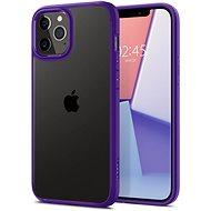 Spigen Crystal Hybrid Purple iPhone 12 Pro Max