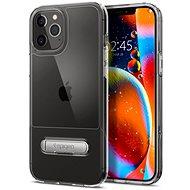 Spigen Slim Armor Essential Clear iPhone 12 Pro Max - Mobiltelefon hátlap