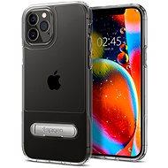 Spigen Slim Armor Essential Clear iPhone 12/iPhone 12 Pro - Mobiltelefon hátlap