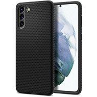 Telefon hátlap Spigen Liquid Air Black Samsung Galaxy S21 - Kryt na mobil