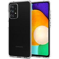 Mobiltelefon hátlap Spigen Liquid Crystal Clear Samsung Galaxy A52/A52 5G - Kryt na mobil