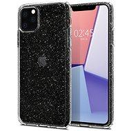 Spigen Liquid Crystal Glitter Clear iPhone 11 Pro Max - Mobiltelefon hátlap