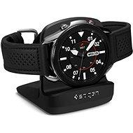 Spigen S352 Night Stand fekete Samsung Galaxy Watch 3 45mm / 41mm - Állvány