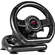 Speedlink BLACK BOLT Racing Wheel - for PC, black - Kormánykerék