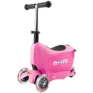 Micro Mini2go Deluxe, rózsaszín - Gyerekroller