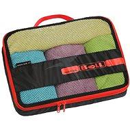 Boll Pack-it-sack L (fekete) ruhaszervező - Packing Cubes